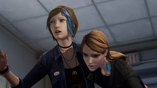 Life Is Strange Before The Storm Ep3 Burn It Down By Daughter The Stab Of Knife
