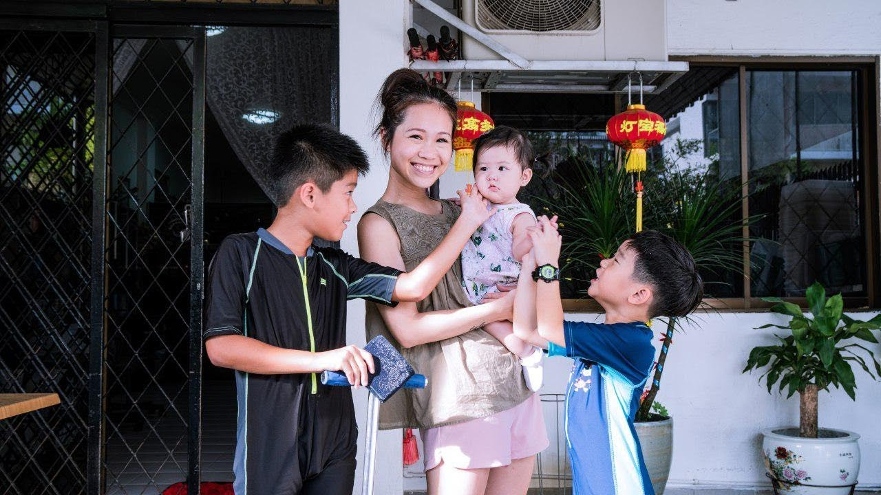 Apologise, teen mothers in singapore matchless message