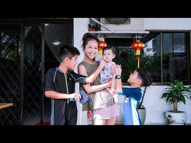 She Raised 3 Kids From Different Fathers | Inspiring Women in Singapore