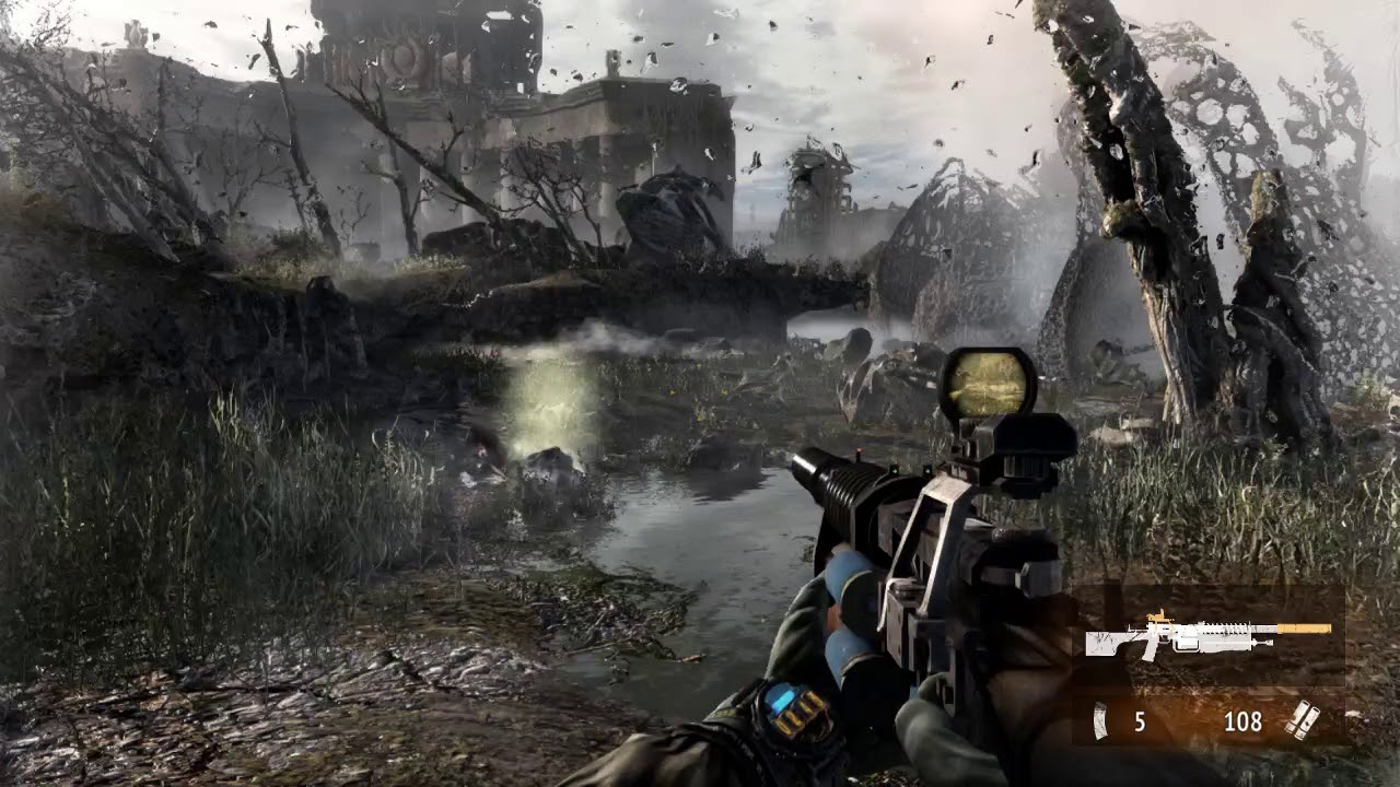 Recently the game keeps freezing. - Metro: Last Light ...