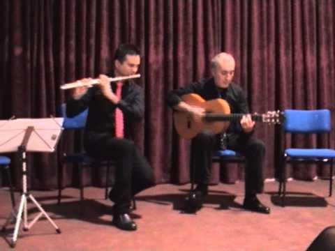 Rumba flamenca interpretada por Miguel A. Rosique