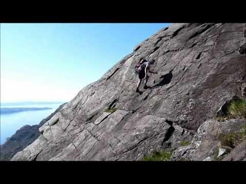 Dubh Slabs and Skye Sea Cliffs