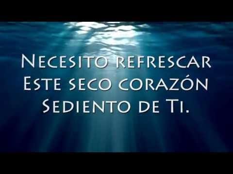 Jesus Adrian Romero - Sumergeme (Letra)