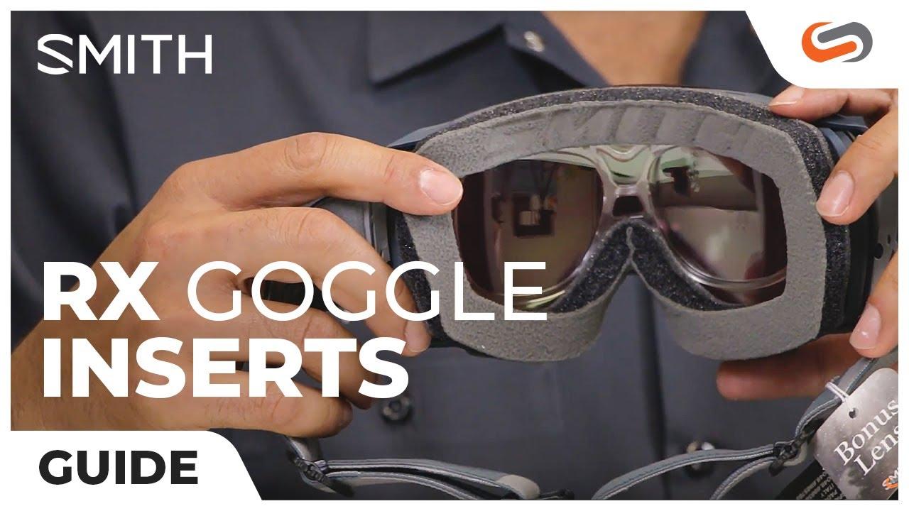 5b428898a51 SMITH Prescription Goggle Inserts