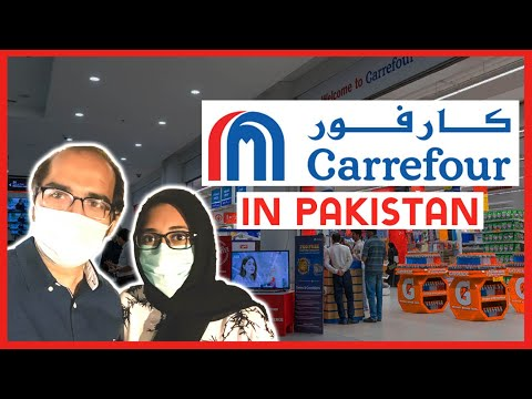 Carrefour Hypermarket | Ramzan Grocery Shopping