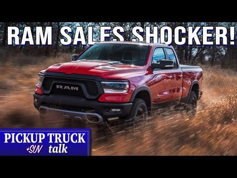 Best-Selling Trucks for 2019 1st Quarter - SHOCKING Results