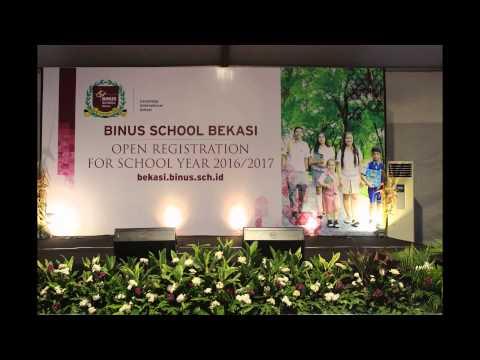 Event : Family Gathering BINUS School Bekasi 22 August 2015 @VIDA Bekasi