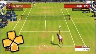 Virtua Tennis 3 PPSSPP Gameplay Full HD / 60FPS