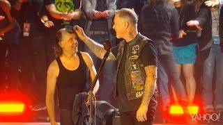 Metallica Live Rock in Rio USA - Las Vegas 2015 (Full Concert) 1080p HD(Setlist: 1:11-5:20 - Fuel 5:20-13:36 - Master of Puppets 13:36-19:14 - King Nothing 19:57-28:00 - Disposable Heroes 28:00-29:40 - Kirk's Solo 29:40-36:05..., 2015-05-12T13:18:42.000Z)