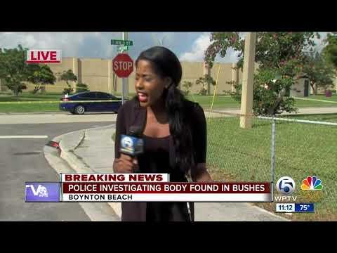 Body found in Boynton Beach