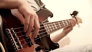 "FUNKY FUSION BASS // Vahagn Stepanyan plays ""ConFusion"""
