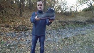 Видеообзор - Ботинки зимние кожаные мужские Ferum (M-7ch)