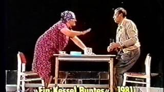 """Sketch mit H.Hahnemann aus """"Ein Kessel Buntes"""" 1981.mpg"""
