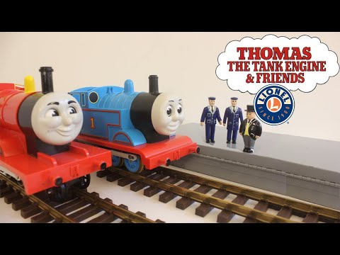 G Scale Lionel Thomas and James Restoration