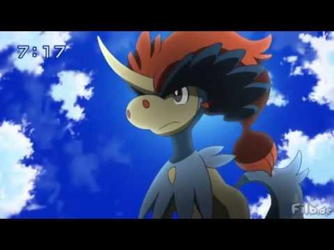 Pokemon Movie 15 - Kyurem VS i tre spadaccini