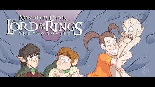 Video Nostalgia Chick: Lord Of The Rings - The Two Towers download MP3, 3GP, MP4, WEBM, AVI, FLV Juli 2018
