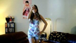 Ashley Dances to S/mileage – Short Cut