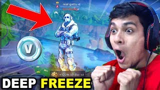 How To Get the New DEEP FREEZE Skins Bundle - REDEEM DEEP FREEZE BUNDLE (Fortnite Battle Royale)