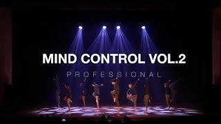 MIND DANCE(마인드댄스) MIND CONTROL Vol.2 (WITH)   Professional Class