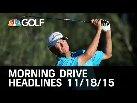 Morning Drive Headlines 11/18/15