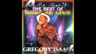 Gregory Isaacs   The Best of Reggae Live