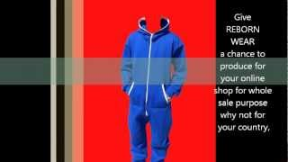 one piece jumpsuits by reborn wear