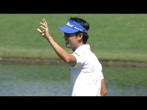 Kevin Na's quick play pays off at the TOUR Championship