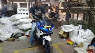 bajaj pulsar 200 rs 2017 bs4 pre delivery inspection few new features explained why to get one
