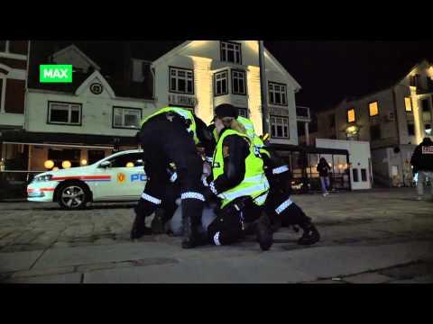 Rabiat mann må på glattcelle i Haugesund
