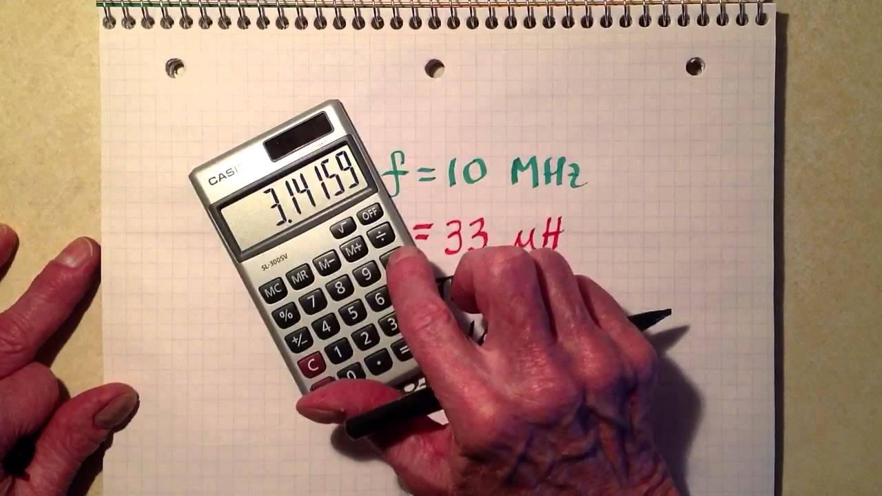 Calculating Inductive Reactance