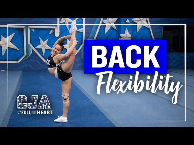 Back Flexibility Video