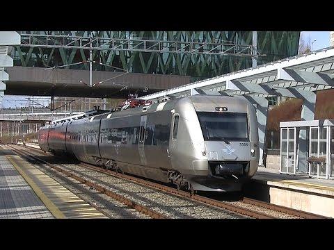 tåg umeå stockholm