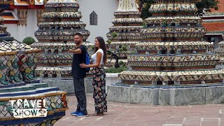 Таиланд, Бангкок | Храм Лежащего Будды | Bangkok Wat Pho