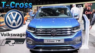 2019 Volkswagen T-Cross R-line | Small City SUV but Very Space