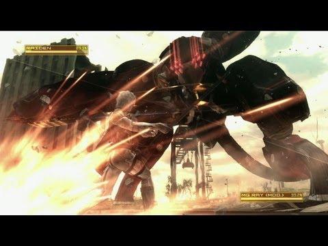 Achievement Guide: Metal Gear Rising - Revengeance - Steel Tail | Rooster Teeth