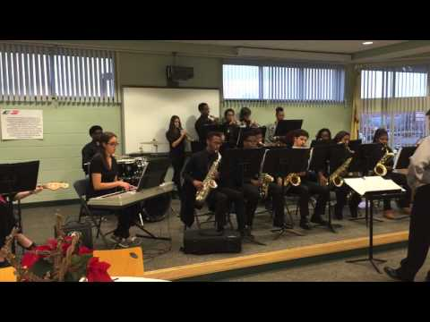 Neptune High School Jazz Band