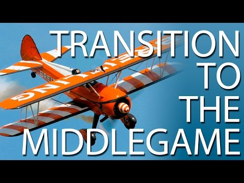 Discover the Ultimate Middlegame Transition Guide! - GM Damian Lemos (EMPIRE CHESS)