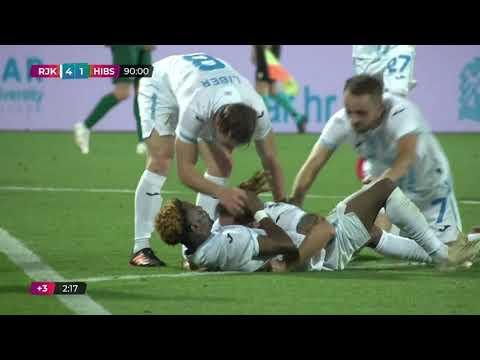 Rijeka Hibernian Goals And Highlights