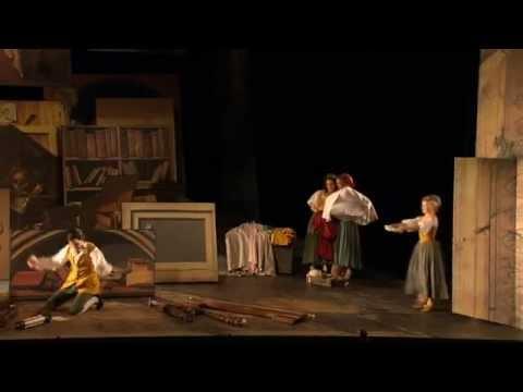 """Le nozze di Figaro ; """"Cinque... dieci... venti... trenta..."""""""