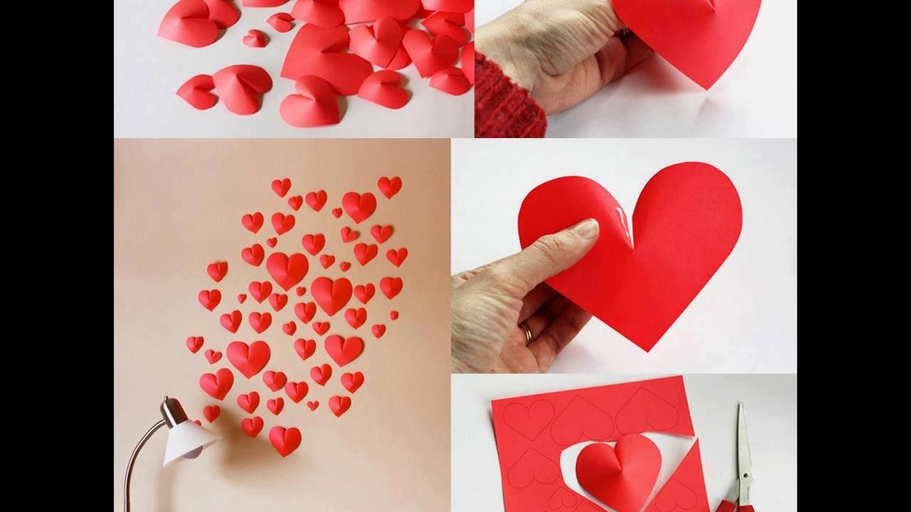 Ideas Para Decorar O Regalar En San Valentin