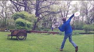 Frisbee Trick Shots 3 // That's Amazing