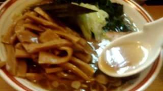 中華そば つけ麺 まるみ(○味) 醤油メンマ