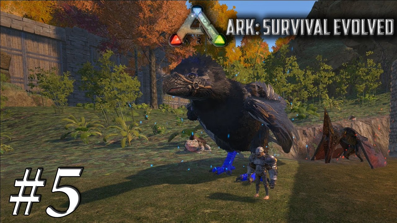Download KuPunya Argentavis - Ark Survival Evolved Indonesia - Season 3 #5