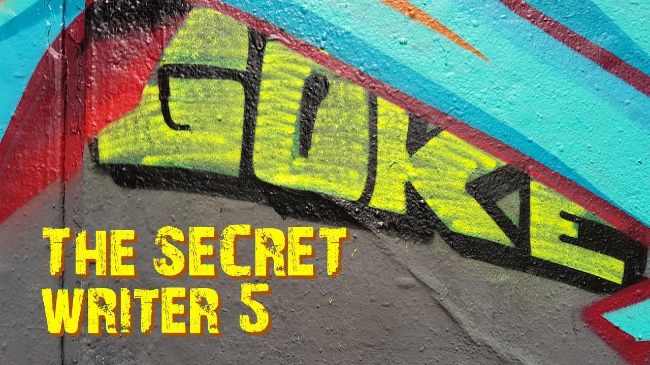 Download The SECRET writer 5 - Biggest GRAFFITI name exchange