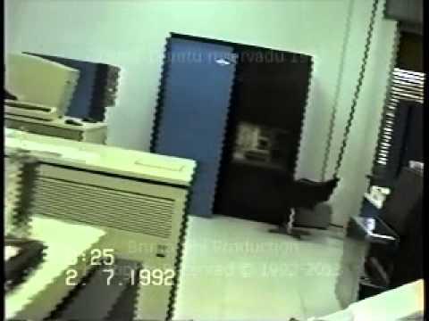 July 10, 1992 - IBM 4381 mainframe University of Sassari - Baldinca