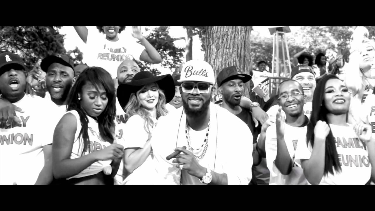 R Kelly Backyard Party Cover