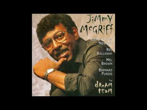Jimmy McGriff ‎– The Dream Team (1997)