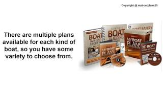 Wooden Boat Plans Download (over 500+ Plans + Boat Building Guide)