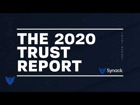 Synack's 2020 Trust Report Identifies Sectors Best Equipped to Withstand Crippling Cyberattacks