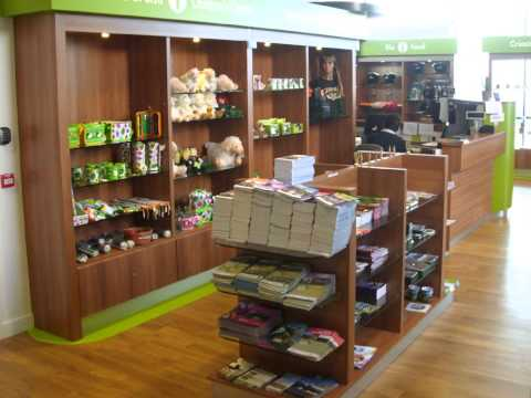 Shannon Airport Gift Shop